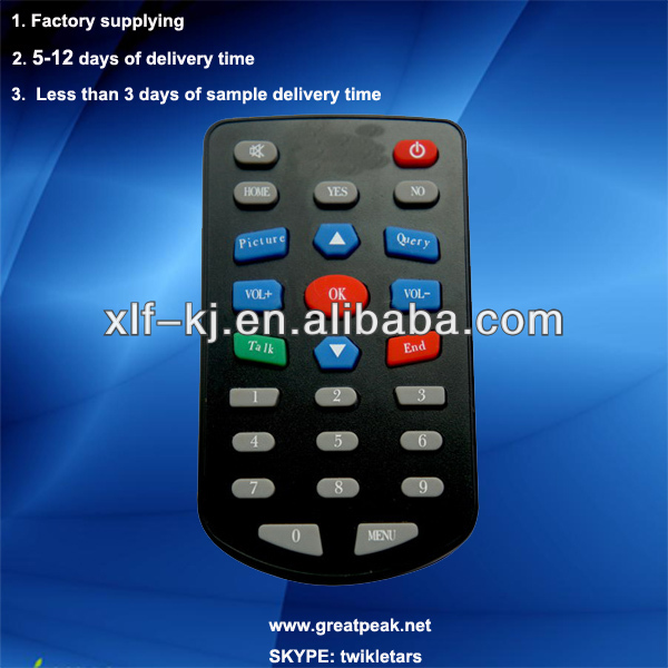 2.4g remote controller android tv box, wireless remote control vibration alarm, remote control solar outdoor lighting