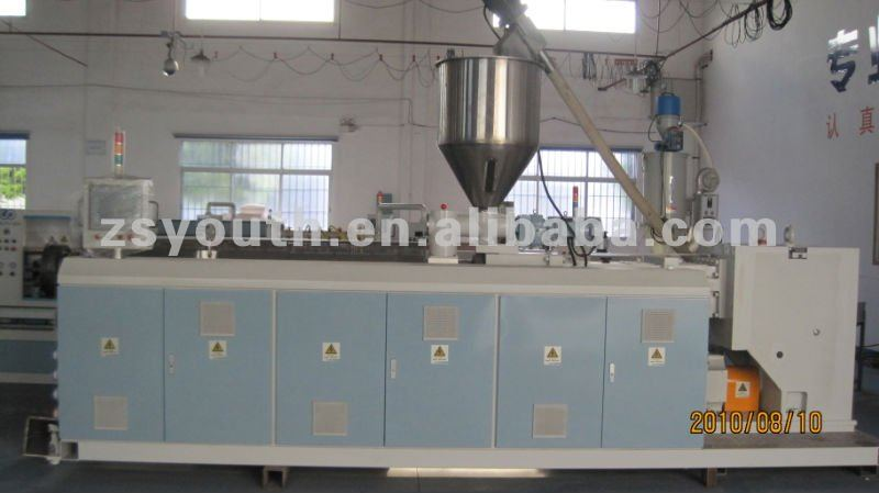 wood plastic pellet extrusion machines