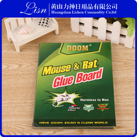 mouse and rat glue trap of Harmless to man