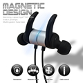 Smart Magnetic Wireless Bluetooth Earbuds, Headset with Microphone, In-Ear Sweatproof Earphones R1615