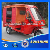 Bottom Price Durable cargo 3 wheeler rubbish tricycle