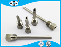 Pressure Gauge Accessories Stainless Steel Thermowell
