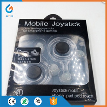 factory hot sales wireless joystick gamepad with Two Button Sucker