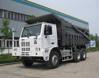 best quality 70 ton loading capacity howo mining dump truck 6x4 for sale