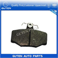 China high quality brake pad cross reference A00015064 A21545