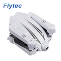 Foldable Mini Quadcopter with HD Wide Angle Camera Alt- Hold Mold 3D Fliping Drone FPV One-Key Return Flytec T13