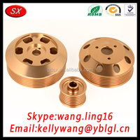 China Supplier Professional Custom CNC Brass Spare Parts, Motor/Cars/Truck Spare Parts Pass TS16949 With High Standard Operation