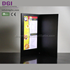 2018 new arrival luxury a4 led menu board for restaurants holder