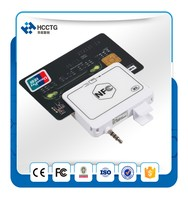 ACR35 Mini NFC Reader Writer for iPad iPhone with Magnetic Swipe Bank Card Reader