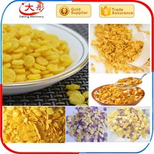 Industries breakfast cereals making machine processing line