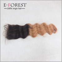 Wholesale Peruvian Body Wave Virgin Hair Ombre Hair Extensions Color 2 Tone Ombre Remy Body Wave Weave Hair