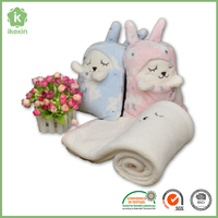 Winter Thick Breathable 100 Polyester Blanket
