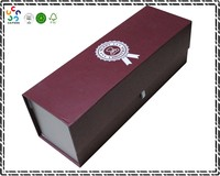Small Empty Customized Foldable Christmas Paper Gift Box Packaging