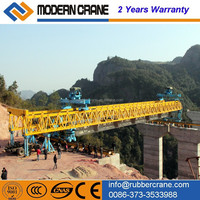100T 150T High Speed Way Trusseed Type Bridge Launching Girder