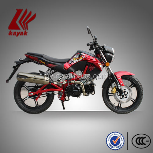 2014 New Style China Made 110cc best cheap motorcycle with ZS110 Engine, KN110-25