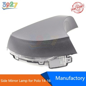Auto Car LED Side Mirror Lamp Turn Signal Steering Light for VW Polo 2014 - 2016