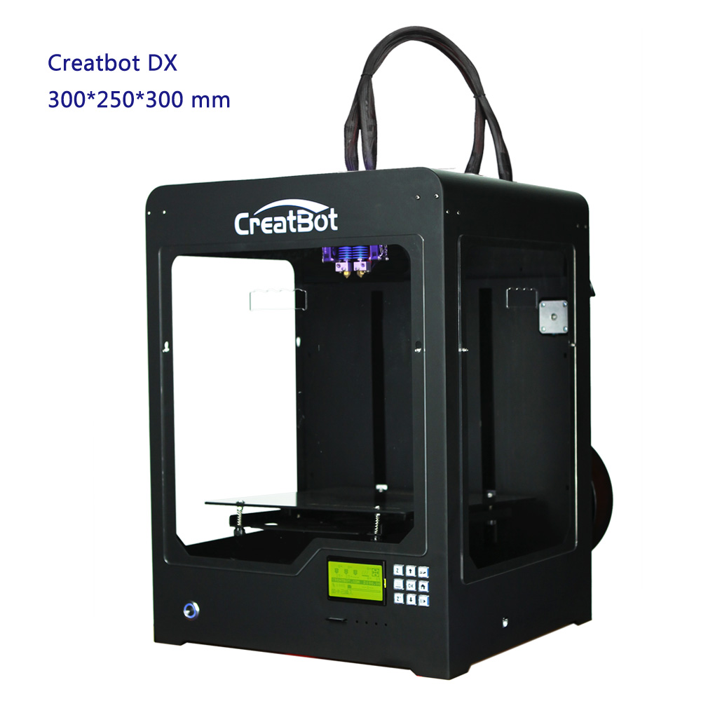 Custom OEM support Made In China 3d Printer DIY Large Format Build Size Prototyping DX02-5