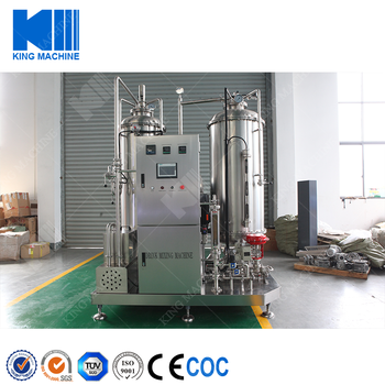 Beverage Mixer Machine
