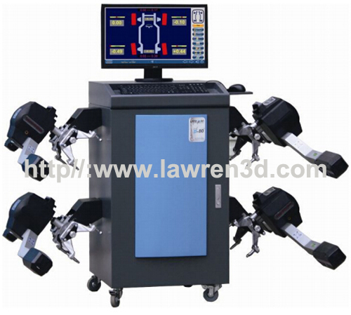 Truck Wheel Alignment laser wheel alignment