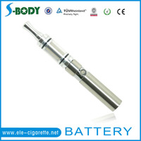S-body best electronic cigarette mini automatic ego battery 350/450mah ego battery
