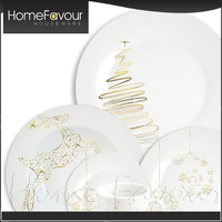 Famous Manufacturer Custom Made Modern Fine China Dinnerware Sets