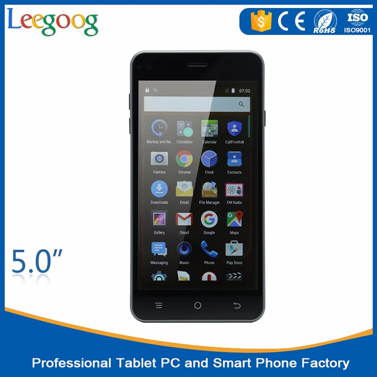 2015 hot sell cell phone 5 inches android 3G mobile phone