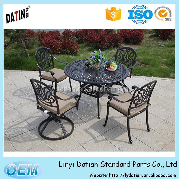 USA Home Aluminium Metal outdoor patio furniture