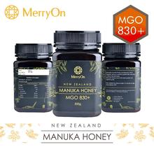 MerryOn 100% organic 500g Manuka MGO 830+ suckle rewarewa polifloral honey