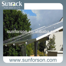 1500w solar panel system for solar mounting