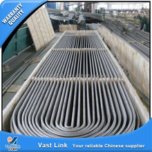 For condenser U Shaped heat exchange Stainless Steel tube