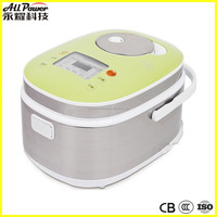 2015 latest design digital control stainless steel polaris multi cooker