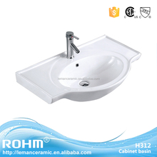 H312-90 Unique Shape Kitchen Sink ,Cabinet, Vanity Wash Basin , Design Deep Basin Sink