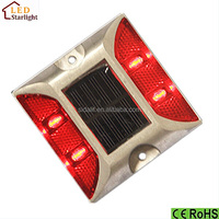 SRS-S002 illuminated raised solar road reflective