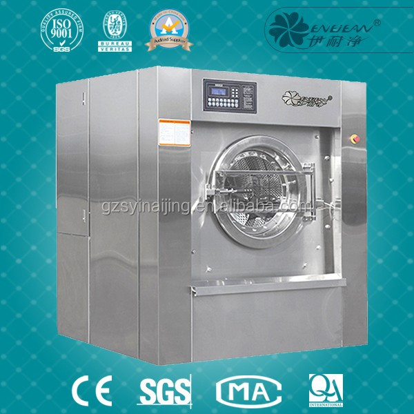 100kg capacity national clothes jeans heavy duty industrial laundry equipment washing machine prices