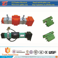 Enclosed Copper Conductor Rail Electrical Equipment