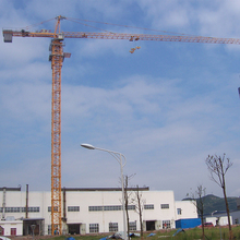 Good performance used mobile tower crane with moderate price