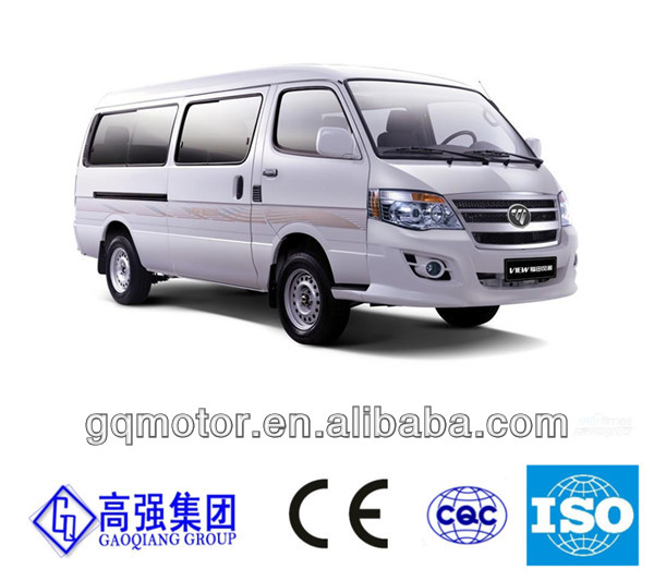 foton view minivan for sale