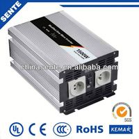 1500w modified sine wave inverter body with PWM/MPPT charge controller