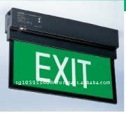 SAMCOM Fluorescent Lumi 8w EXIT Sign Emergency Lighting