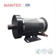 0.75-3HP 90V 180V Treadmill DC Motor With Brush
