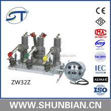St 22kv pole mounted automatic circuit recloser