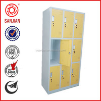 SJ-076 high quality factory cheap modern 2014 folding cupboard wardrobe