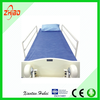 Health And Medical Blue Hospital Bed