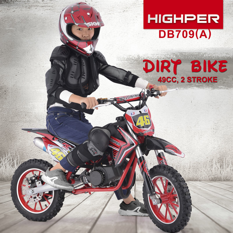 1200W Brushless Electric Mini Dirt Bike HP110E(B)