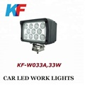 NEW! 33W LED Work Lights ,KF-W033A,33W