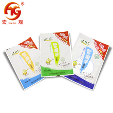 Aluminium foil bag printing and packaging laminated poly bag food pouch
