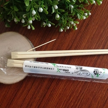 China supplier hot selling round bamboo chop sticks