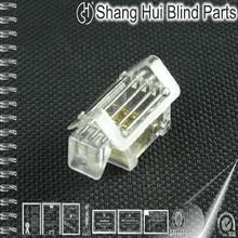 Popular curtain blinds mini blind parts CORD LOCK