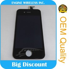 100% full original digitizer for iphone 4 fast delivery,6 months warranty