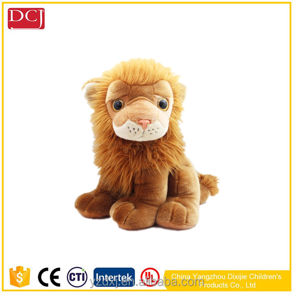 China cheap plush lion With Good Service